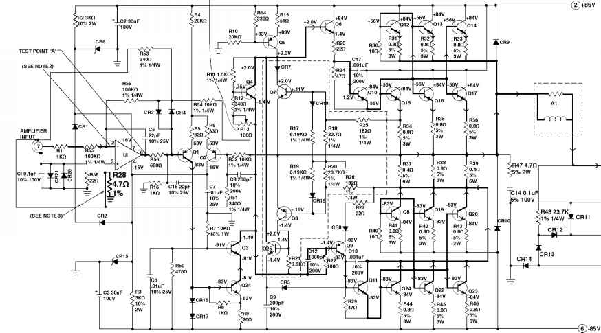 bose schematic diagram   22 wiring diagram images