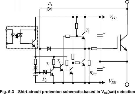 Igbt Protection Circuit