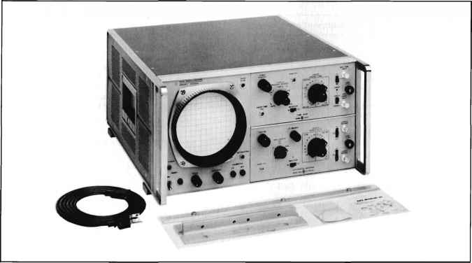 Tube Oscilloscope