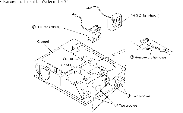Infocus Diagram Lamp
